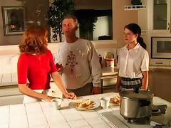 Boyfriend, Amateur, Boyfriend, Cute, Ffm, Kitchen