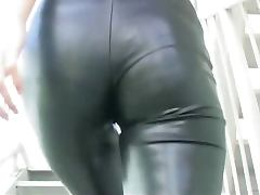 Asian modelling latex catsuit tube porn video