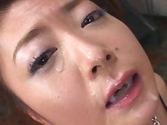 Blowjob, Asian, Blowjob, Gaping