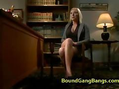 Bar, Banging, Bar, BDSM, Blonde
