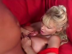 Huge titted mature slut fucked