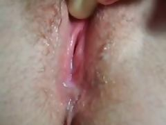 Squirt, Close Up, Hairy, Pussy, Squirt, Wet