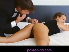 Passion HD Masked Beauty Fucked In Wet Pussy tube porn video