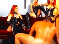 stooge slut for three Mistresses