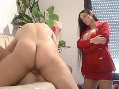 German Amateur tube porn video