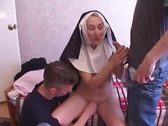18 19 Teens, 18 19 Teens, Anal, Nun, Young