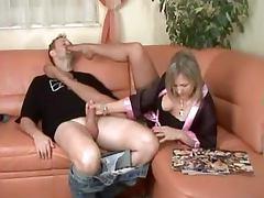 Feet, Couple, Feet, Fetish, Lick, Nylon