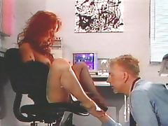 Redhead vintage foot fetish desire tube porn video
