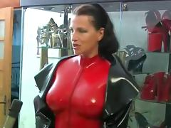 Audition, Audition, BDSM, Casting, Femdom, Latex