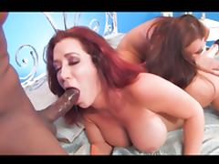 Jayden Jaymes and Liza Del Sierra Threesome