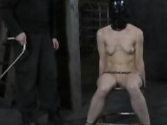 Slave Elise Graves can't do anything to get out of that hell