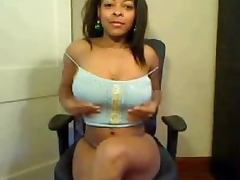 Black, Amateur, Black, Webcam