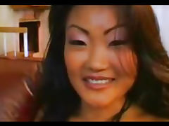 Asian Chick Lucy Lee at All Asian Pass