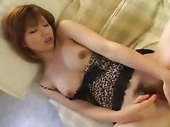 Touching and masturbate of asian clit