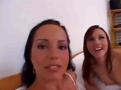 Laura Lion and Sabina Black loves Bbc