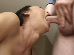 Tia Ling Deepthroat