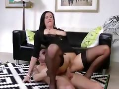 Cock hungry mature brit