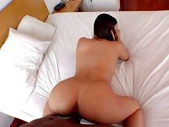 Great Latina tube porn video