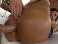 Lisa ann talks dirty for the anal show tube porn video