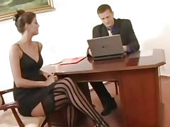 Lucky is The Secretary We All Wanna Have tube porn video