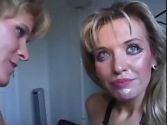 FemDom BBC Bukkake tube porn video