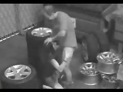 Garage Quickie at Revenge Cams tube porn video