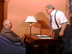 old fat men