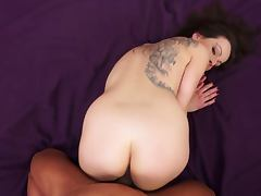 Milf getting her sweet pussy fucked hard