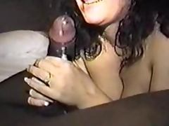 BBW Mature wife takes on BBC hubby films and coaches