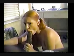 Husband Films His Wife Role Playing With