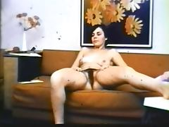 Very hairy cunts of retro women porn tube video