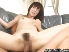 Extremely horny japanese MILFS sucking part4