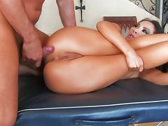 All, Asian, Brunette, Pussy, Masseuse, Nuru Massage