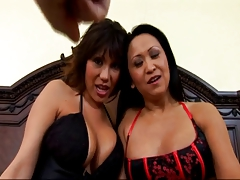Ava Devine And Kitty Langdong