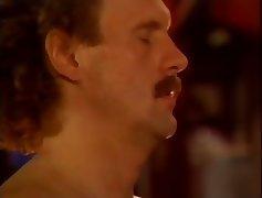 Classic star aja sucks and fucks in a bar