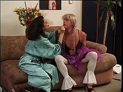 Sissy Takes A Strapon