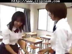 Hot Japanese Lesbians 8a Uncensored