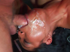 All, Asian, Blowjob, Deepthroat, Facial, Pornstar