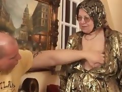 Hard Fucked Fashion Granny