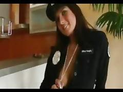 Kate Jones Cop porn tube video