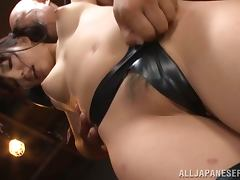 Japanese, Asian, Babe, Cum in Mouth, Cumshot, Doggystyle