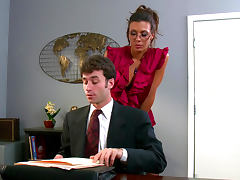 Office, Blowjob, Fucking, Office, Piercing, Secretary