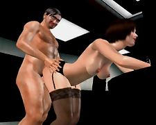 My Wife Her Boss and a Camera animation 3dsexvilla2 office tube porn video
