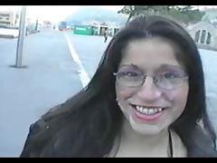 Anal, Anal, Public, Slut, Spanish