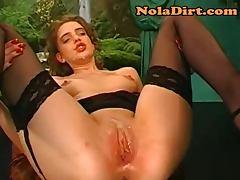 Bukkake Whore Eats Cum Sucks Dick