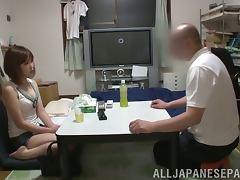 Bedroom, Asian, Bedroom, Blowjob, Couple, Cowgirl