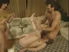 Funny company of men and women of random ages porn tube video