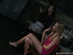 Domination videos. Do not miss the unforgettable fucking activity completed in domination style