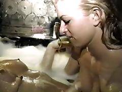 lesbian bath