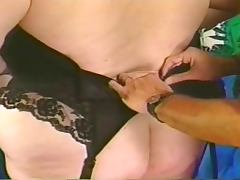 Fat Fans old school tube porn video